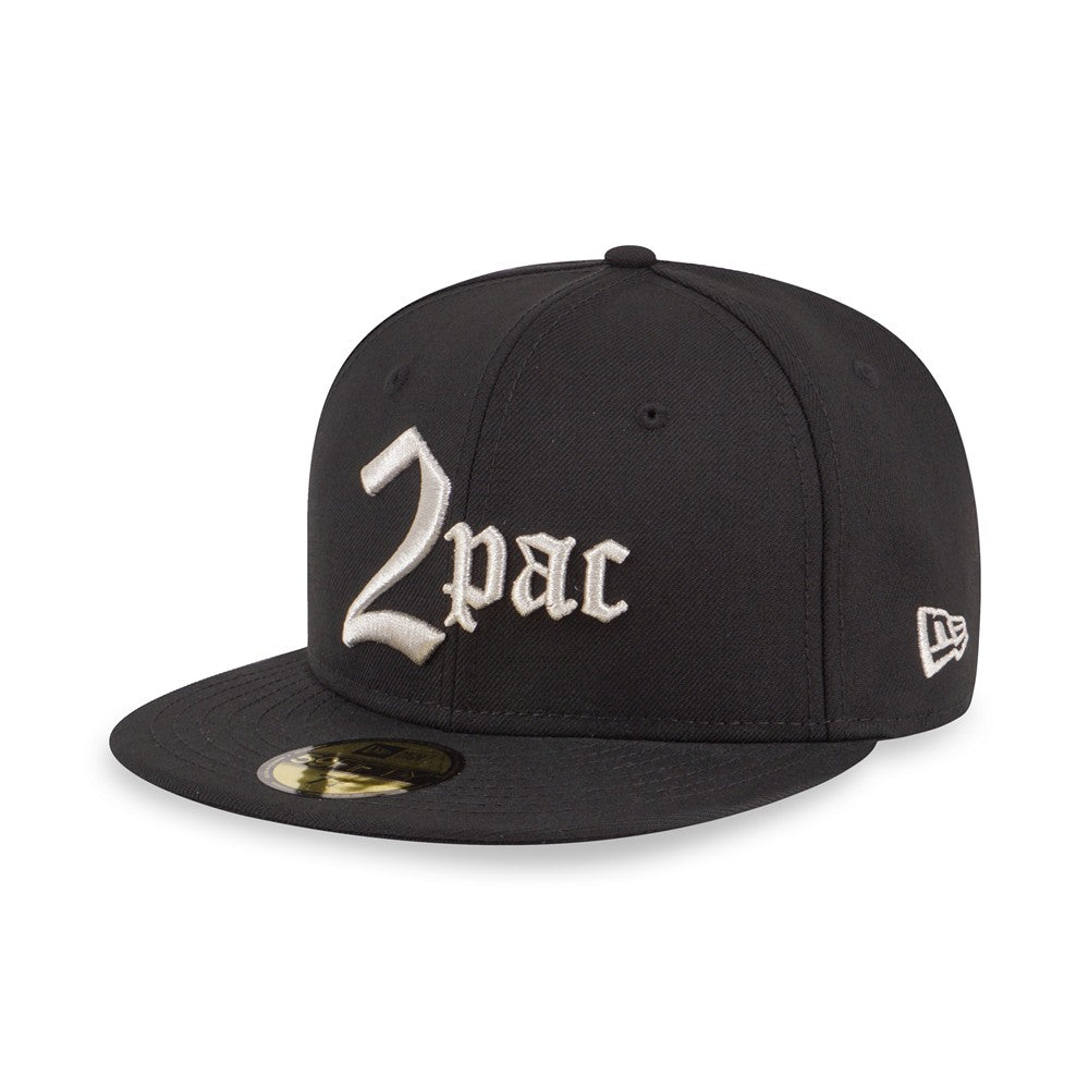 TUPAC 2Pac New Era 59Fifty Fitted Cap