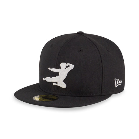 BRUCE LEE Flying Kick New Era 59Fifty Fitted Cap