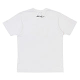 Bruce Lee Flying Kick New Era White T-Shirt