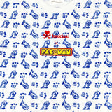 Tokidoki x Pac-Man All-Over Kaiju Printed Unisex T-Shirt
