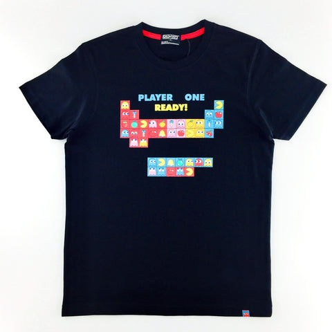PAC-MAN Player One Ready T-Shirt