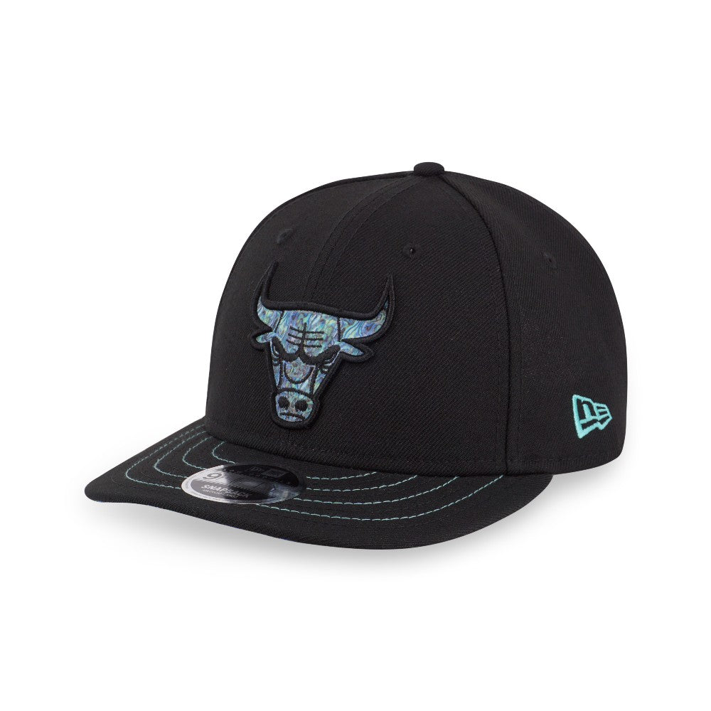 NBA Chicago Bulls Paua New Era LP 9Fifty Cap