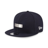 Naruto Hidden Leaf Village Metal Symbol New Era 9Fifty Snapback Cap