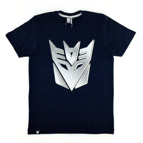 TRANSFORMERS The Last Knight Decepticons Glow-in-the-Dark Logo T-Shirt