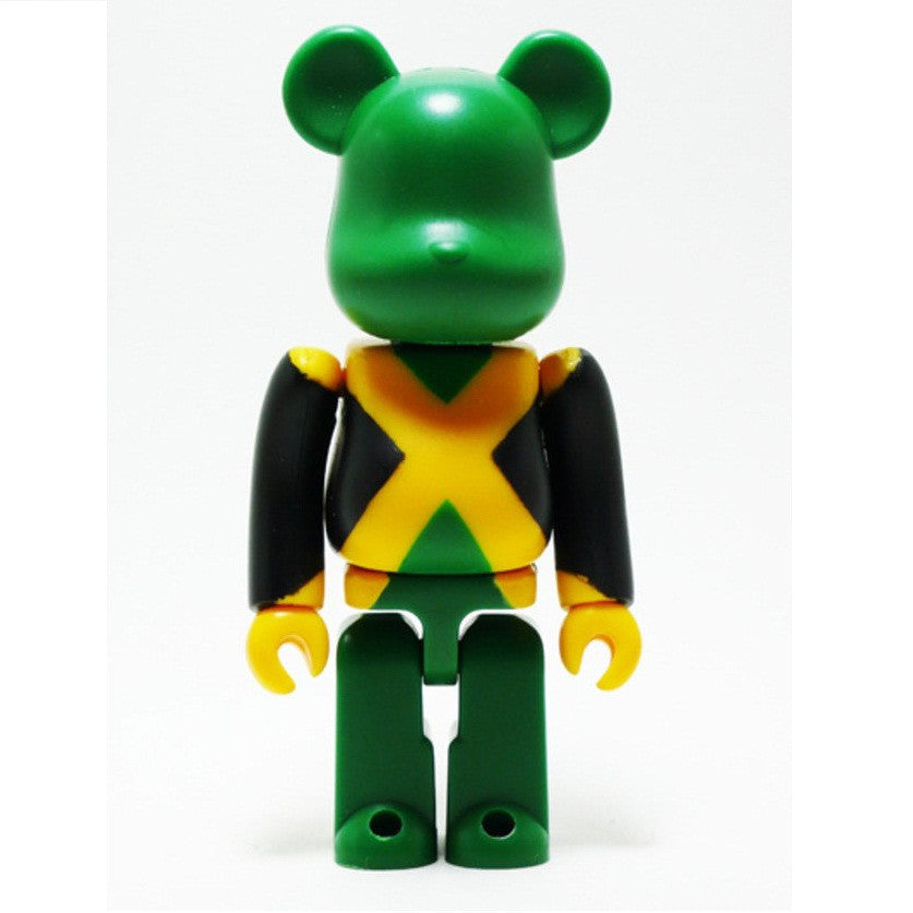 BEARBRICK Series 22 Flag (Jamaica)