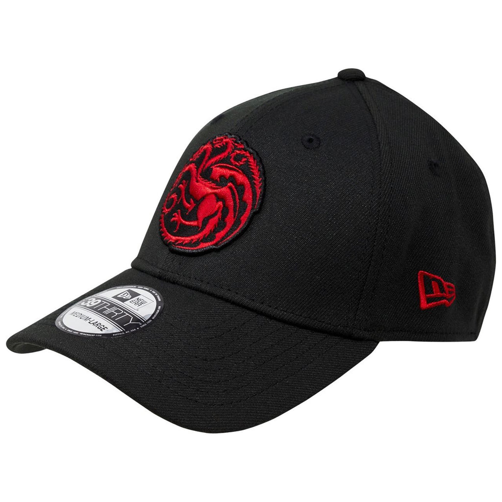 Game of Thrones House Targaryen New Era 39Thirty Fitted Cap