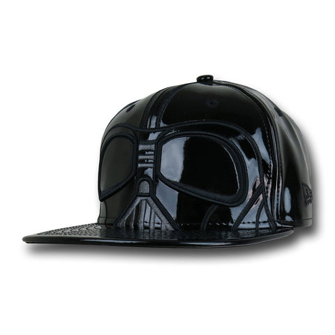 Star Wars Darth Vader Character Armor New Era 59Fity Fitted Cap