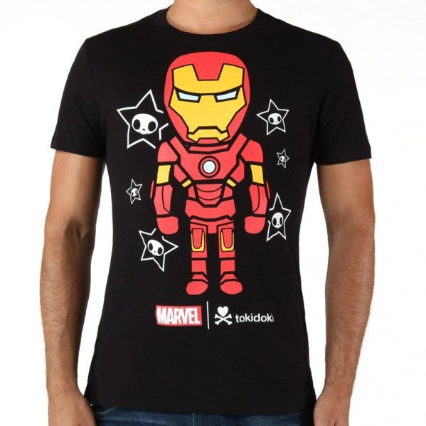 Tokidoki Marvel Iron Man 2017 T-Shirt