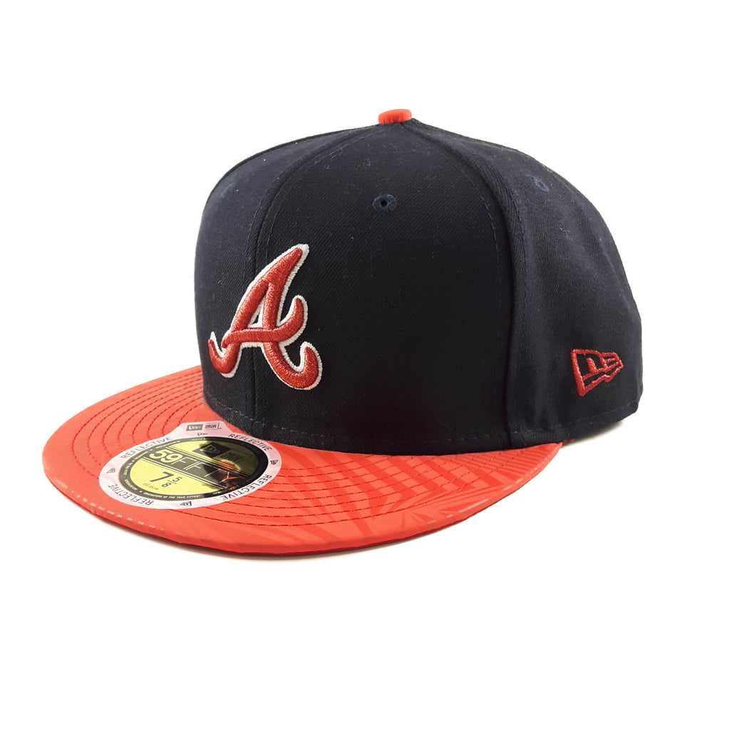 MLB Atlanta Braves New Era 59Fifty Fitted Cap