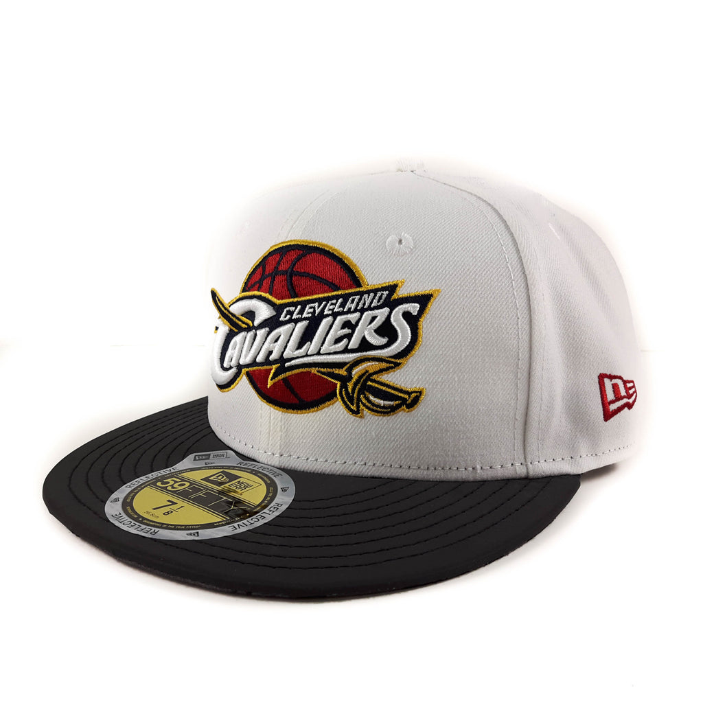 Tiger Reflective NBA Cleveland Cavaliers New Era 59Fifty Fitted Cap
