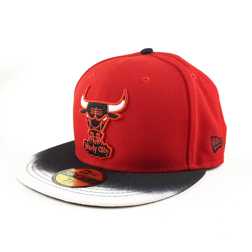 Sublender NBA Chicago Bulls New Era 59Fifty Fitted Cap