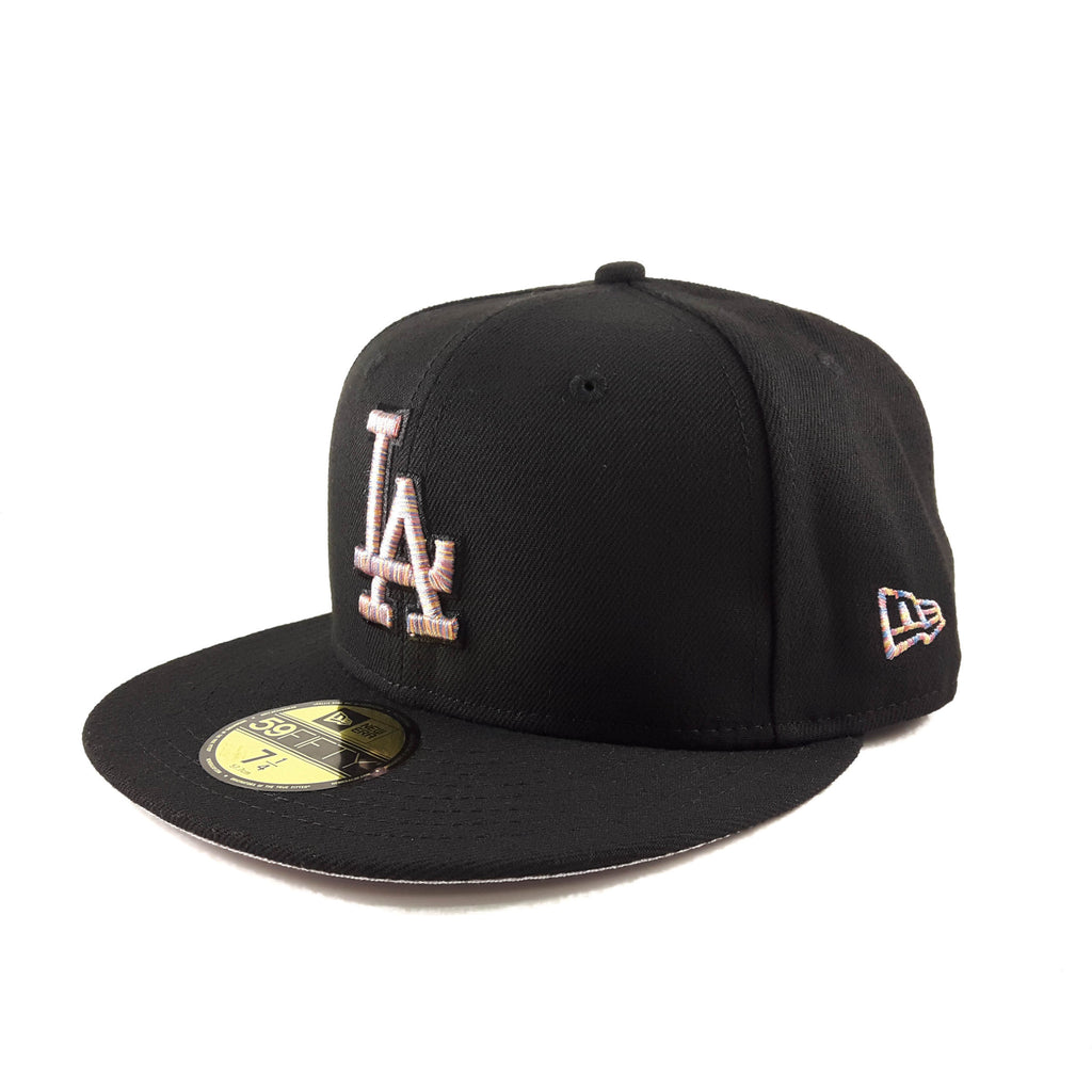 MLB Los Angeles Dodgers Logo Craze New Era 59Fifty Fitted Cap