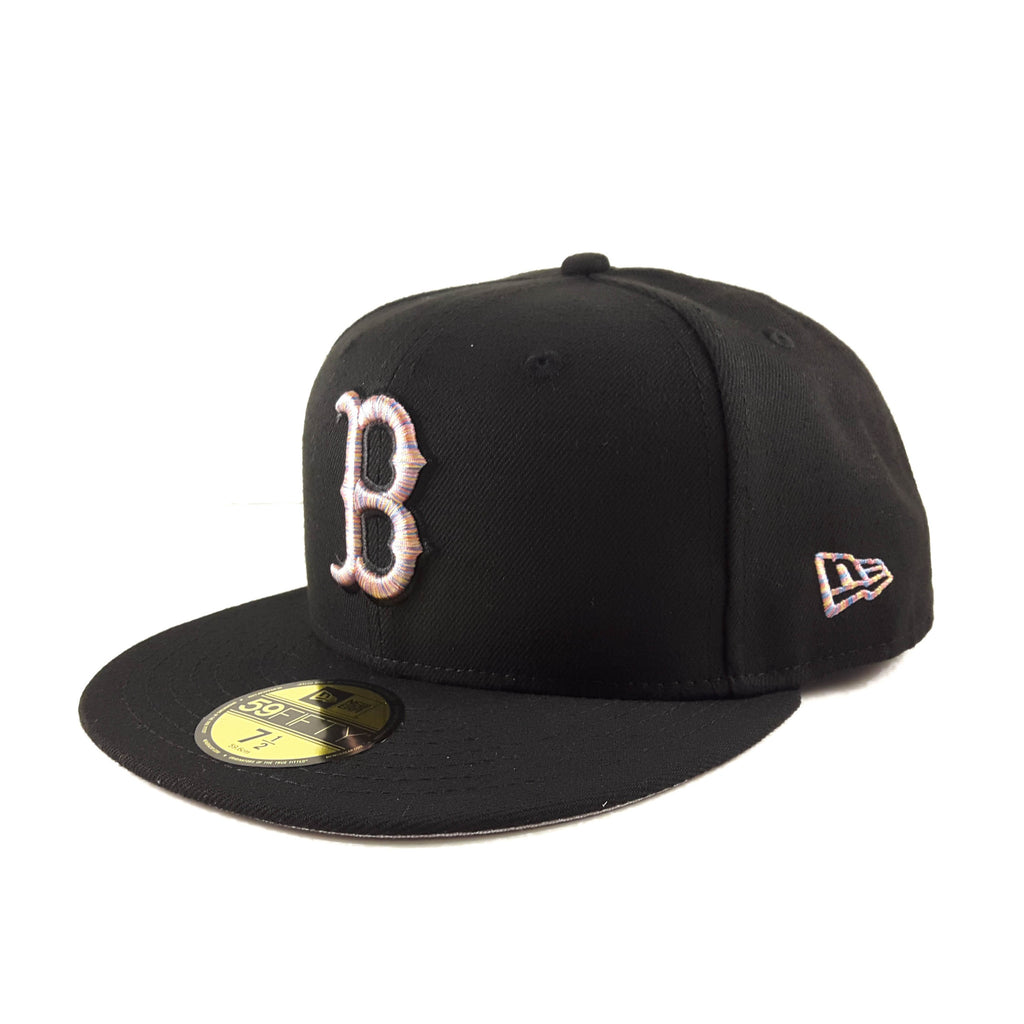 MLB Boston Red Sox Logo Craze New Era 59Fifty Fitted Cap