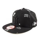 MLB New York Yankees New Yorker Black New Era 9Fifty Snapback Cap