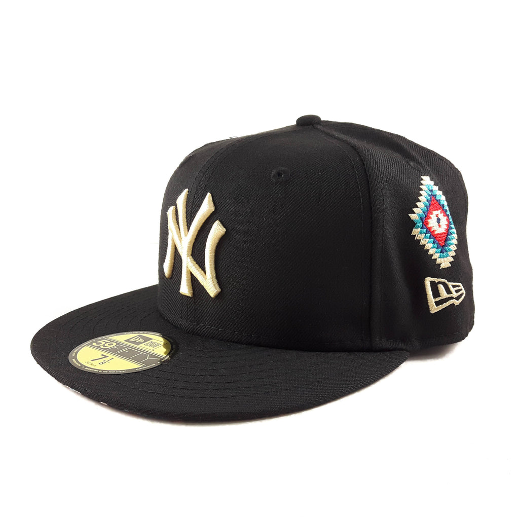 Native America MLB New York Yankees New Era 59Fifty Fitted Cap