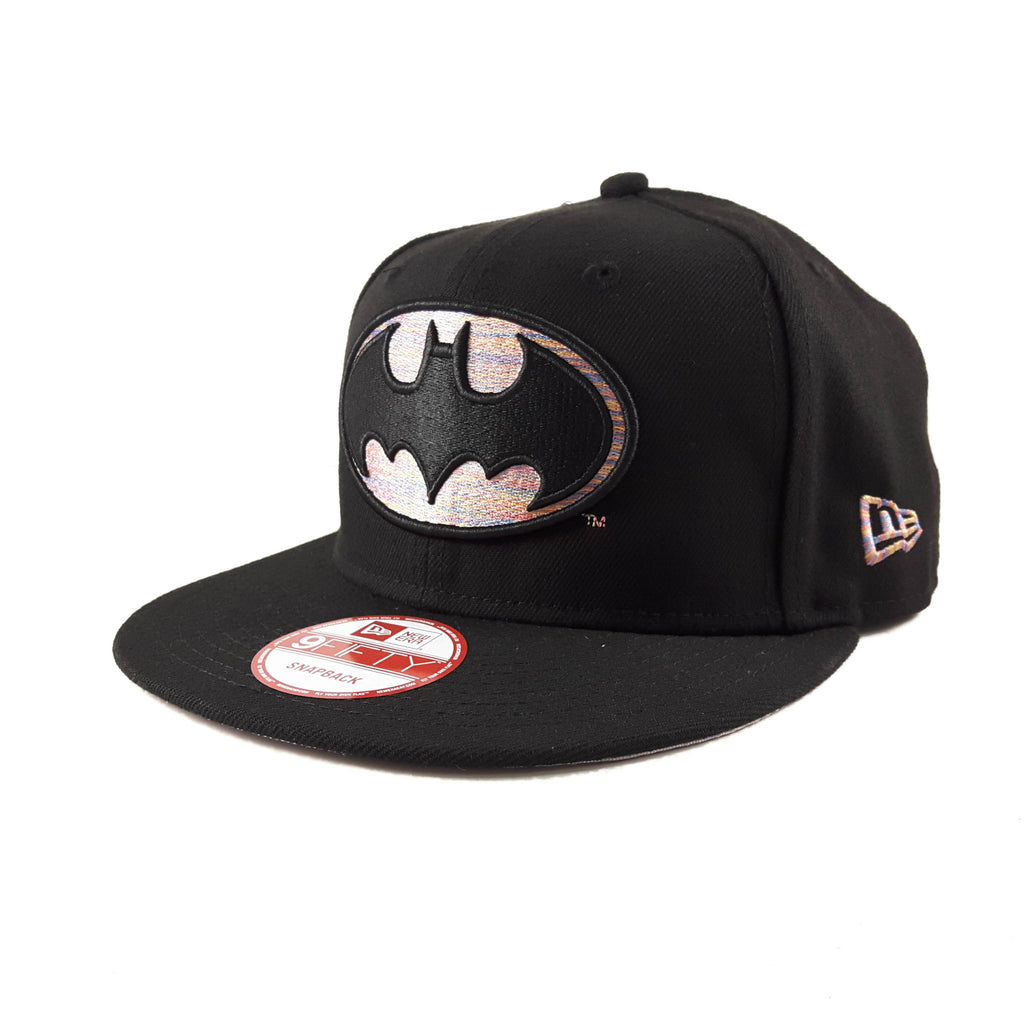 on sale 99b32 4ddf7 ... coupon code for logo craze dc comics batman new era 9fifty snapback cap  urban tee 57c99