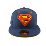 DC Comics Hero Stargazer Superman New Era 59Fifty Fitted Cap