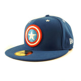Hero Stargazer Marvel Captain America New Era 59Fifty Fitted Cap