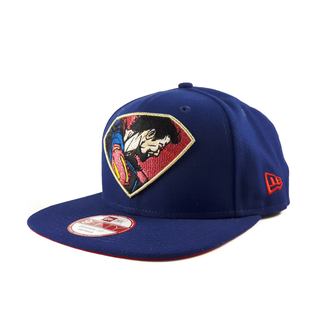DC Comics Retroflect Superman New Era 9Fifty Snapback Cap