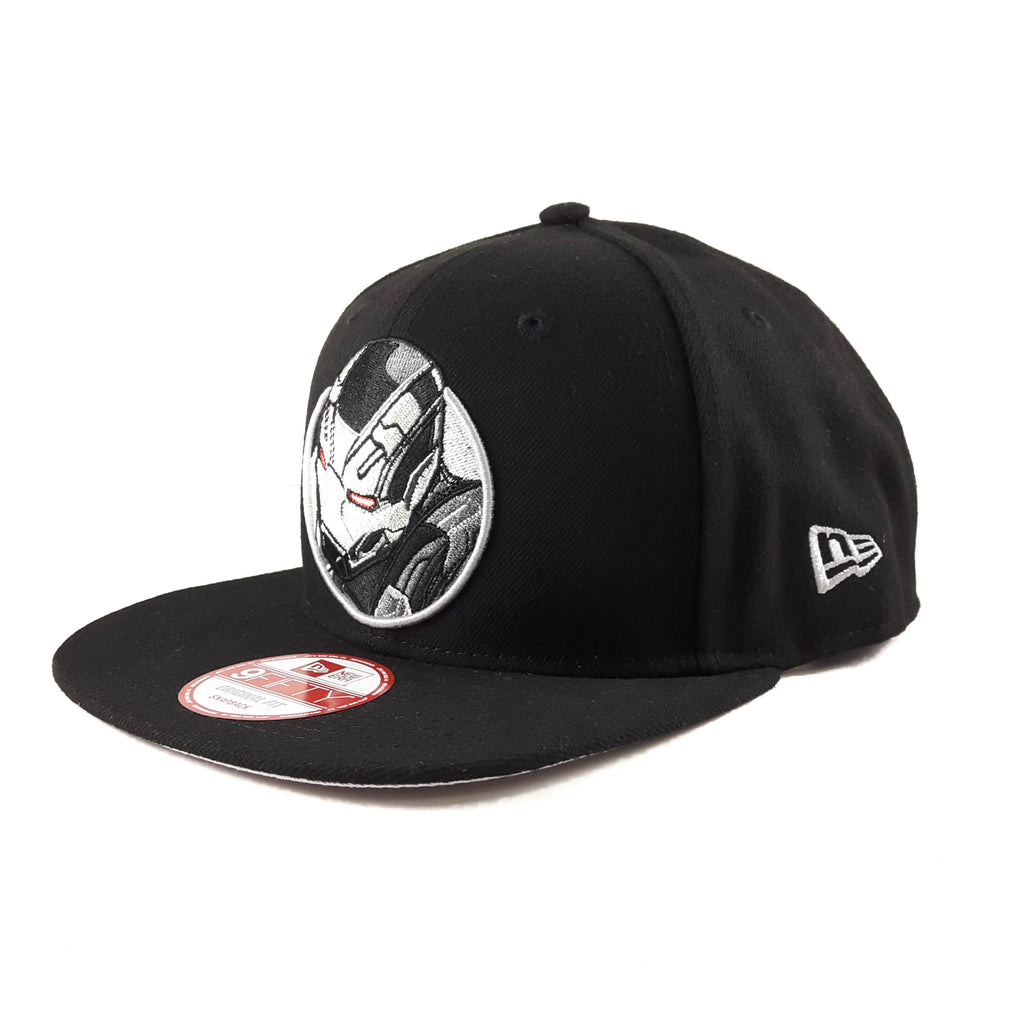 Retroflect Marvel War Machine New Era 9Fifty Snapback Cap
