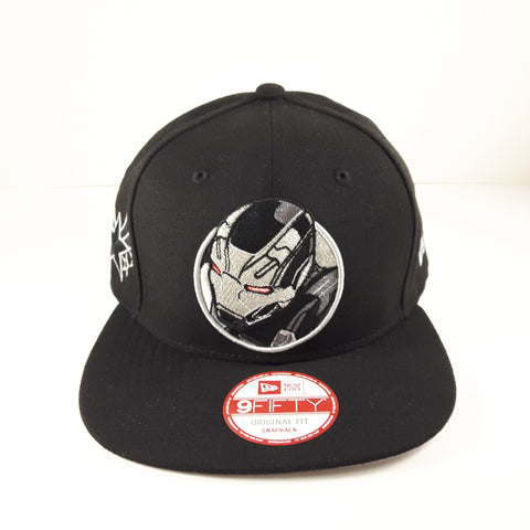 Retroflect Marvel War Machine New Era 9Fifty Snapback Cap – urban TEE 30e056c21013
