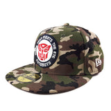 Transformers Autobots Camo New Era 59Fifty Fitted Cap