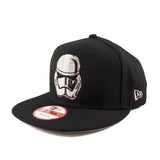 Logo Craze Star Wars Stormtrooper New Era 9Fifty Snapback Cap