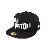 Live Nation Sex Pistols Black New Era 59Fifty Fitted Cap