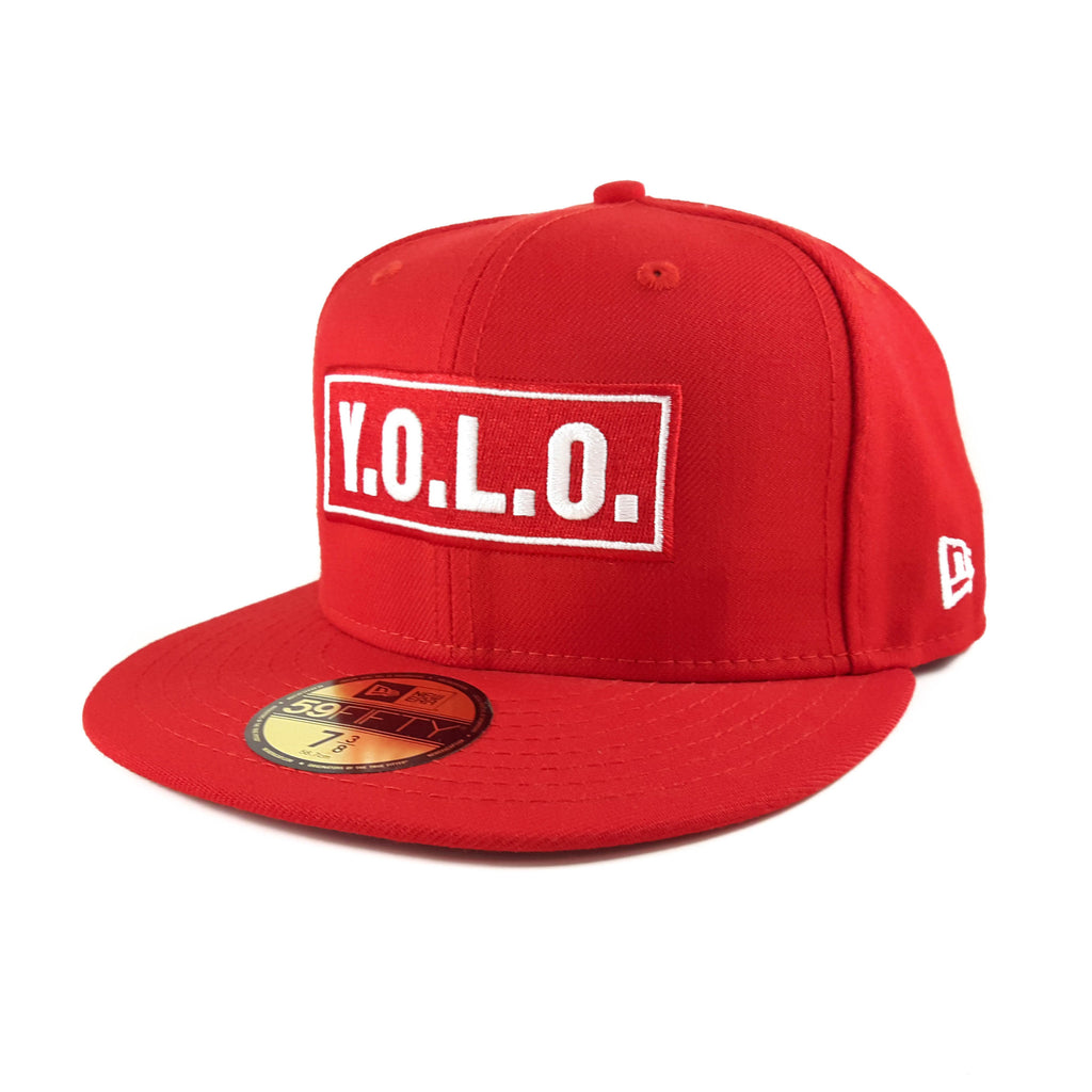 Monopoly Y.O.L.O. New Era 59Fifty Fitted Cap