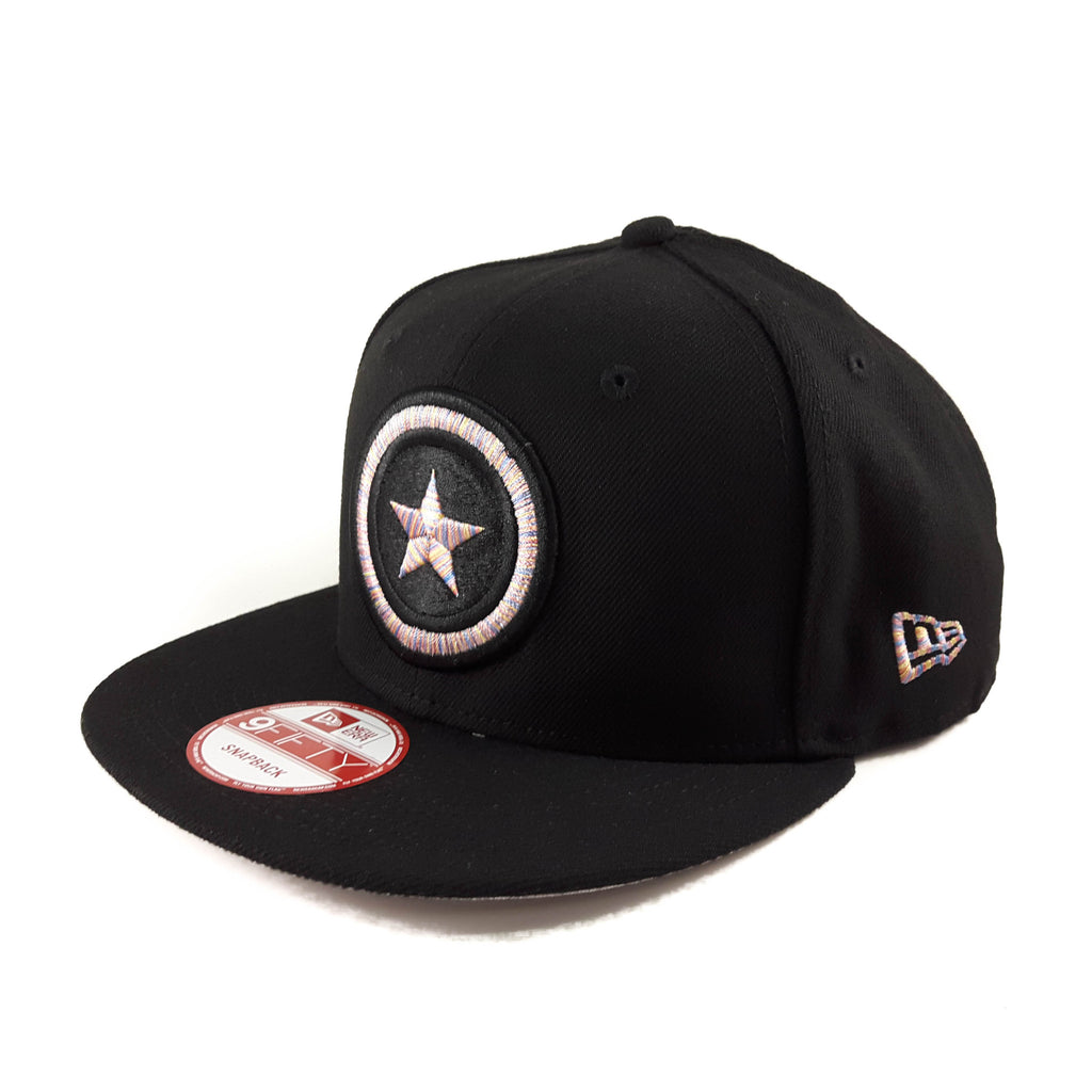 Logo Craze Marvel Captain America New Era 9Fifty Snapback Cap
