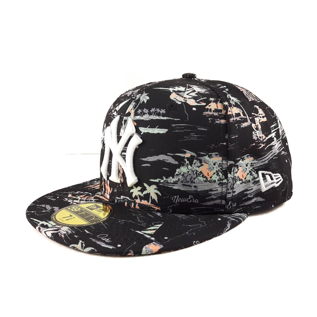MLB New York Yankees Kau Wela New Era 59Fifty Fitted Cap