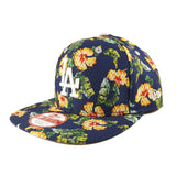 MLB Los Angeles Dodgers Blooming Team New Era 9Fifty Snapback Cap
