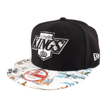 Kau Wela NHL Los Angeles Kings New Era 9Fifty Snapback Cap