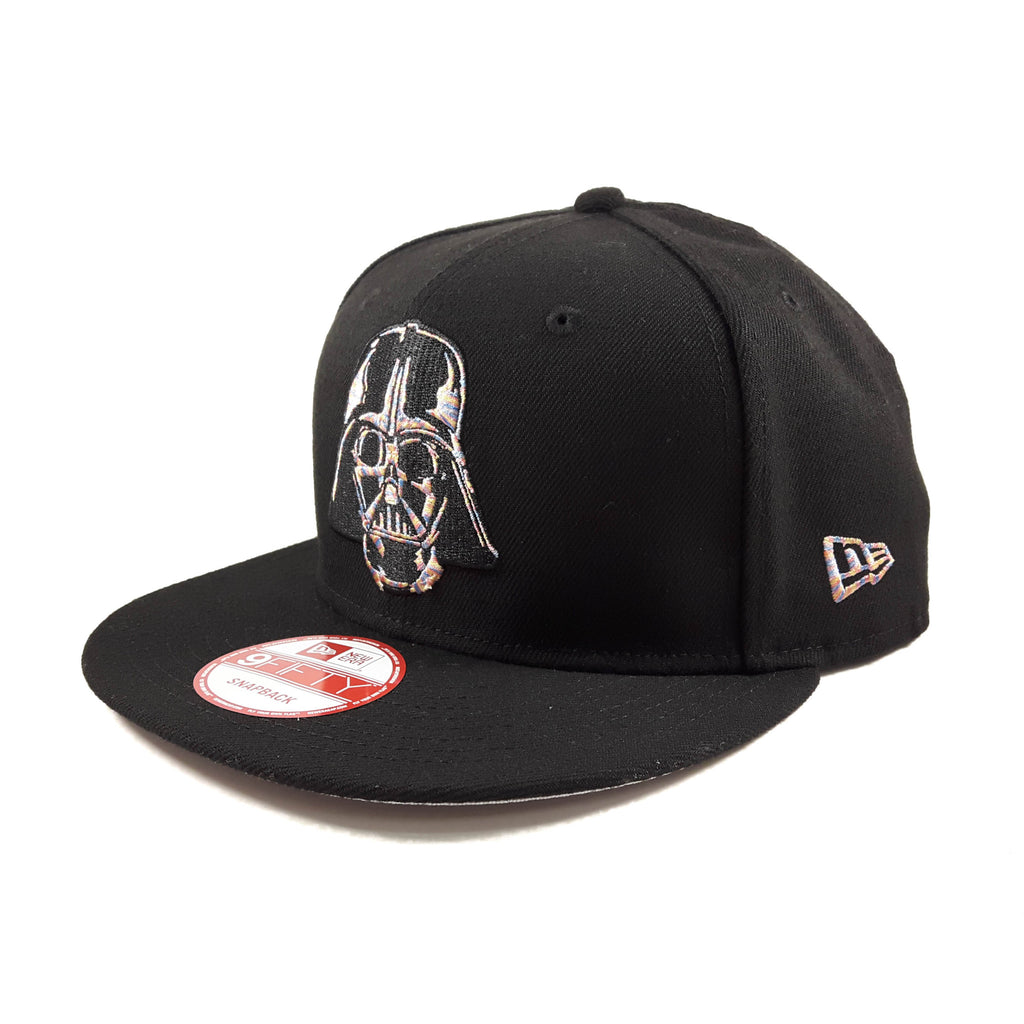 reputable site abb11 49e70 Logo Craze Star Wars Darth Vader New Era 9Fifty Snapback Cap – urban TEE