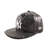 MLB New York Yankees Snakeskin New Era 9Fifty Strapback Cap
