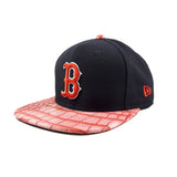 MLB Boston Red Sox Crocvize New Era 9Fifty Snapback Cap
