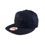 NHL Los Angeles Kings New Era Denim 9Fifty Snapback Cap