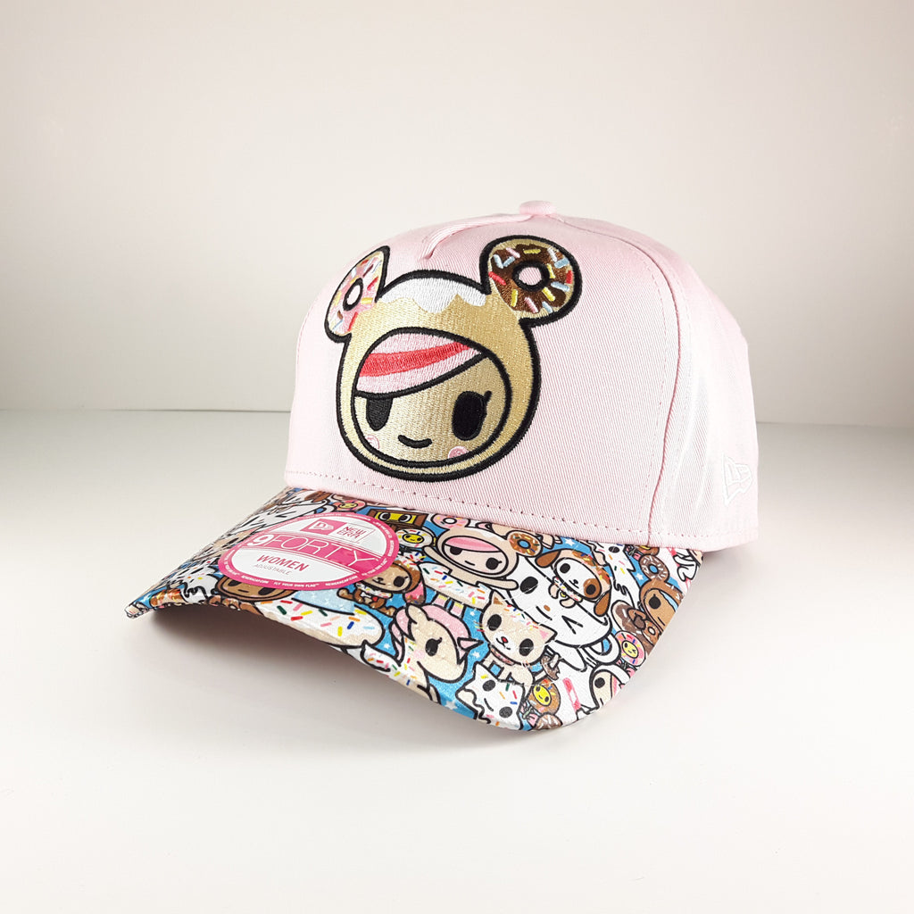 Tokidoki Super Donuts New Era 9Forty Snapback Cap