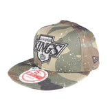 Reflective Ink NHL Los Angeles Kings New Era 9Fifty Snapback Cap