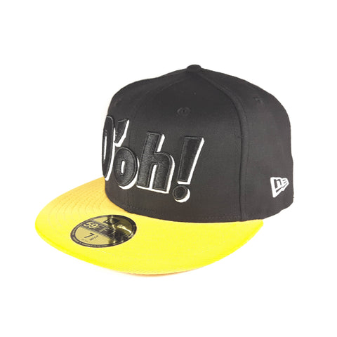 Sold Out The Simpsons D Oh New Era 59Fifty Fitted Cap 34ba2246dccf