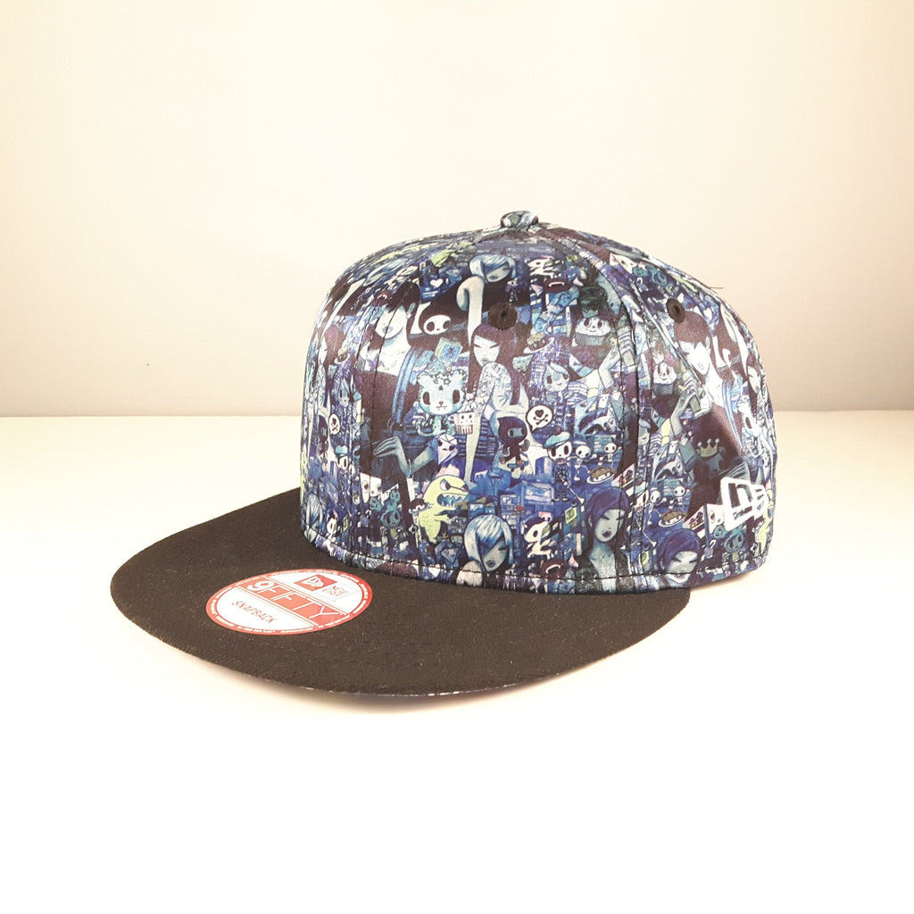 Tokidoki Box Clever New Era 9Fifty Snapback Cap