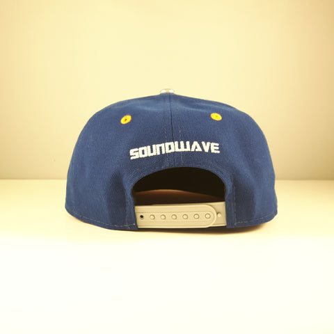 timeless design be35f 6c626 official store transformers soundwave new era 9fifty snapback cap d2003  64b0f