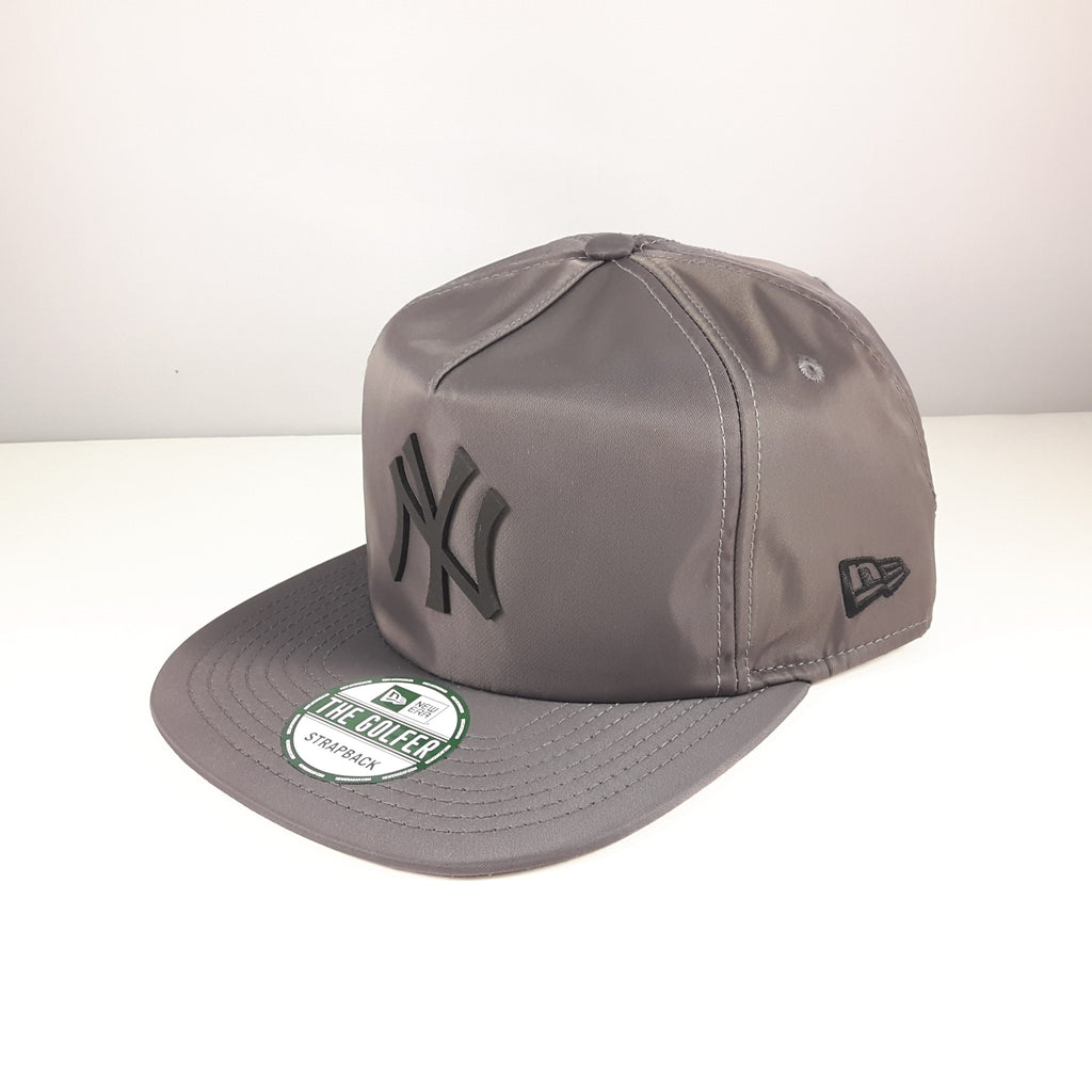 Old Golfer Flight MLB New York Yankees New Era 9Fifty Strapback Cap