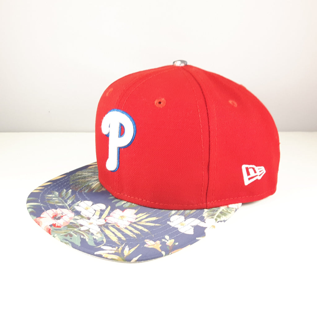 Tropical Time MLB Philadelphia Phillies New Era 9Fifty Snapback Cap