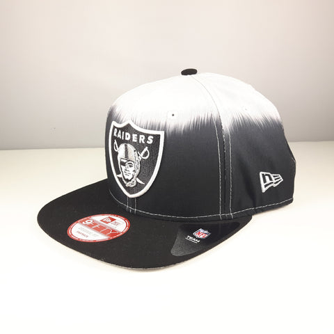 b86a2dc0266 Sold Out Sublender NFL Oakland Raiders New Era 9Fifty Snapback Cap