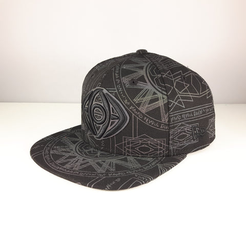 finest selection 5dd3f 17a19 ... clearance sold out marvel dr. strange all over reflective new era  9fifty snapback cap fe81c
