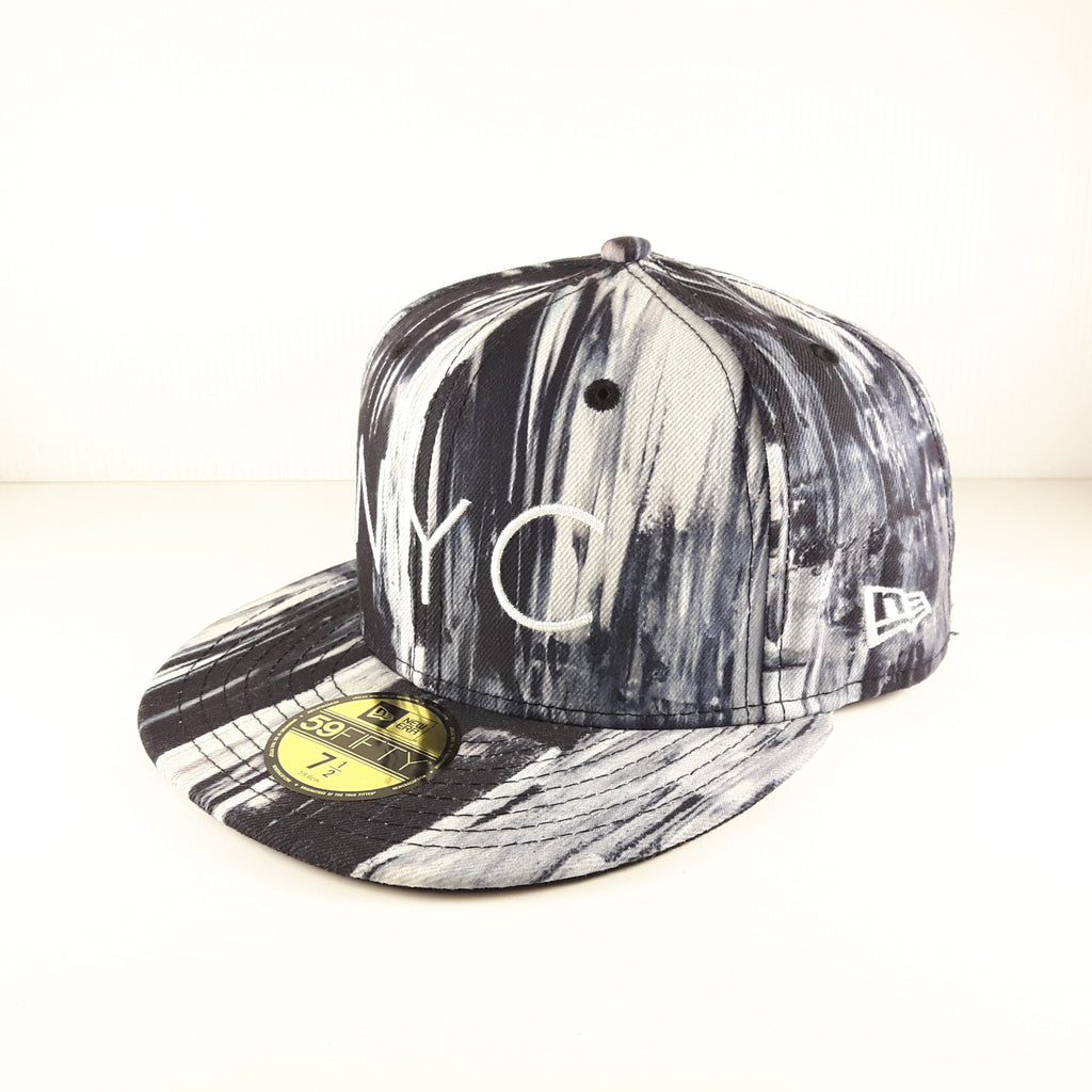 Ink Smudge New York City New Era 59Fifty Fitted Cap