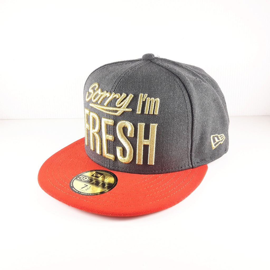 Sorry I'm FRESH New Era 59Fifty Fitted Cap