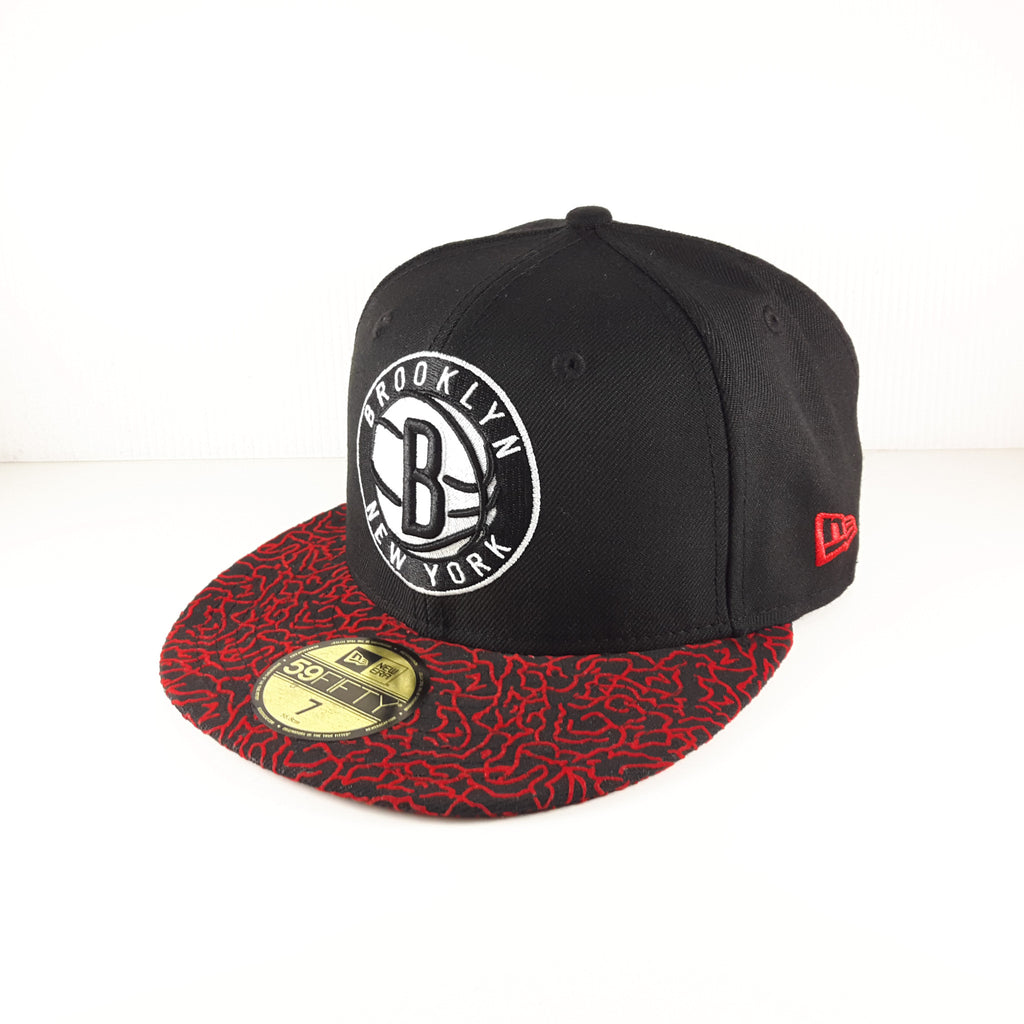 NBA Brooklyn Nets New Era 59Fifty Fitted Cap