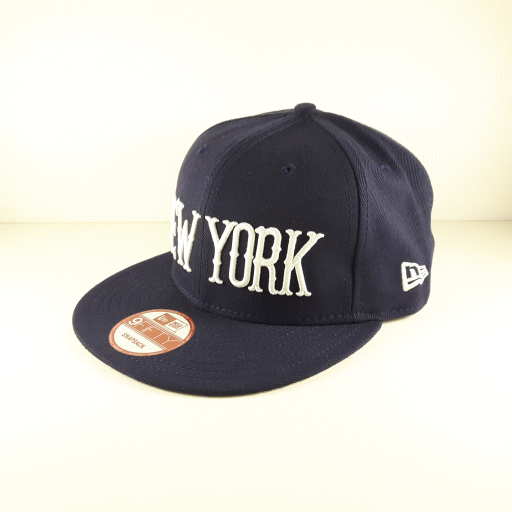 New York Navy New Era 9Fifty Snapback Cap